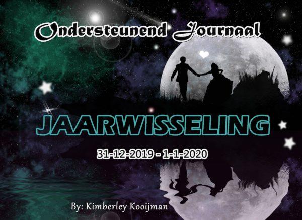 ONDERSTEUNEND ENERGETISCH / KOSMISCH JOURNAAL JAARWISSELING 31-12-2019 – 1-1-2020