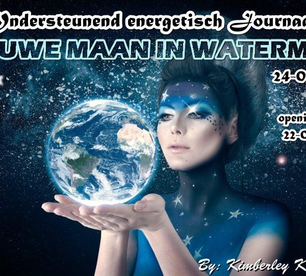 ONDERSTEUNEND JOURNAAL 22-01-2020 POORT + NIEUWE MAAN IN WATERMAN