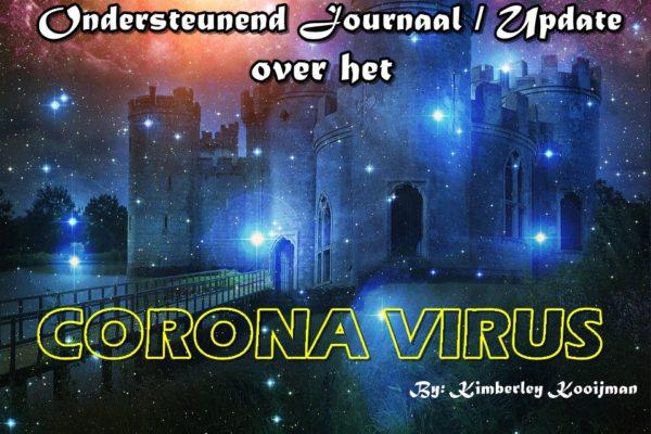 ONDERSTEUNENDE UPDATE OVER HET CORONA VIRUS IN NEDERLAND